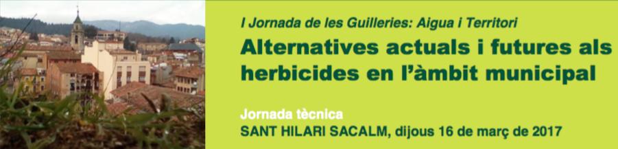 Bioempe estará presente en la «I Jornada de les Guilleries: Aigua i Territori»